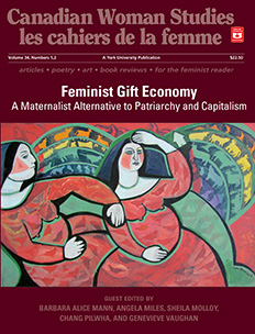 Feminist Gift Economy  A Maternalist Alternative to Patriarchy and Capitalism